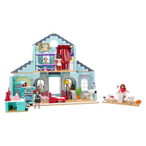 Mega Bloks American Girl Grace 2-in-1 Buildable Home