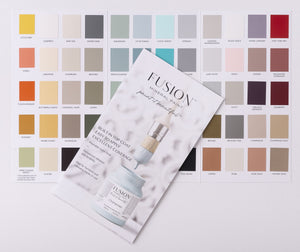 Fusion Colour Card (True to Colour)