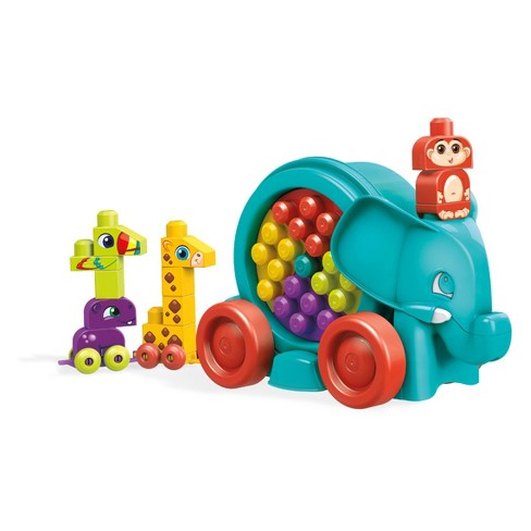 Fisher-Price Mega Bloks Elephant Parade