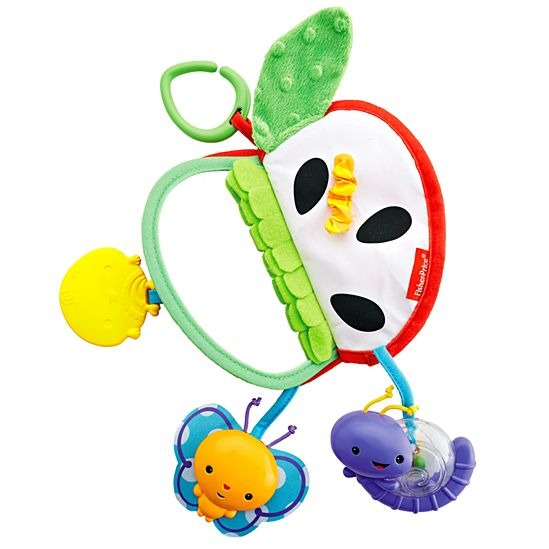 Fisher Price Sensory Activity Apple