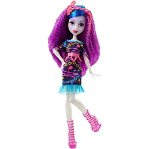 Monster High Electrified Hair-Raising Ghouls Ari Hauntington Doll