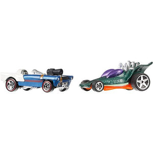 Hot Wheels Star Wars Character Car 2-Pack Han Solo and Greedo