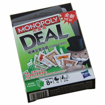 Uno Card and Monopoly Deal Card New Game Bundle Set