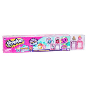 Shopkins Season 8 World Vacation - Boarding to Europe Mega Pack