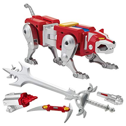 Voltron Classic Legendary Lions - Red Lion