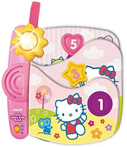 VTech Baby Hello Kitty Soft Book