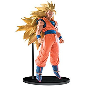 Dragon Ball Super Saiyan 3 Son Goku Action Figure