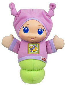 PLAYSKOOL PLAY FAVORITES LULLABY GLOWORM Toy (Pink)
