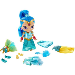 Fisher Price Shimmer and Shine Magic Dress Shine