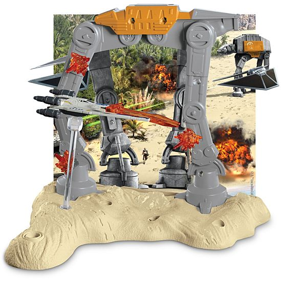 Hot Wheels Star Wars Starship Battle Scenes Play Set Assortment