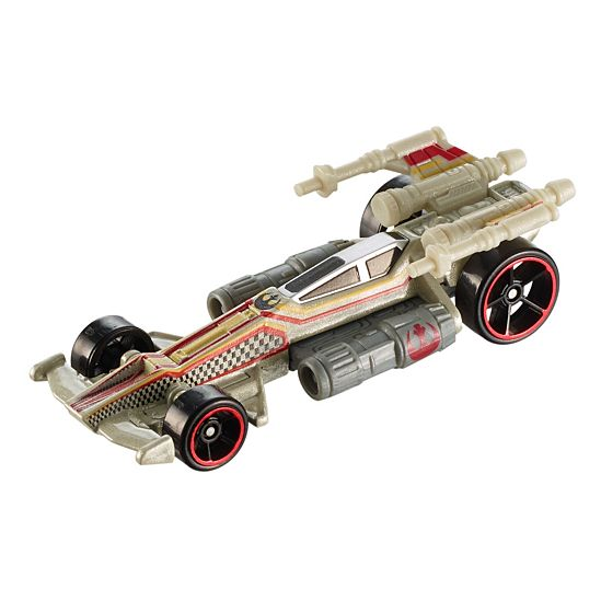 Hot Wheels Star Wars Classic Luke X-Wing Carship Vehicle