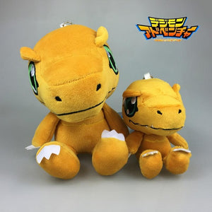Digimon Plush Toys Digimon Adventure YAGAMI TAICHI Agumon Plush Toy Doll