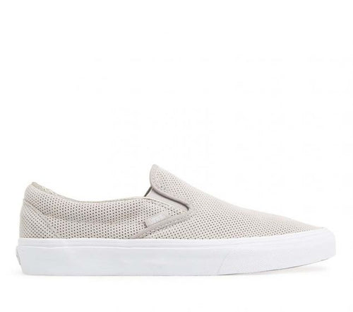 VANS | CLASSIC SLIP-ON (PERFORATED SUEDE)