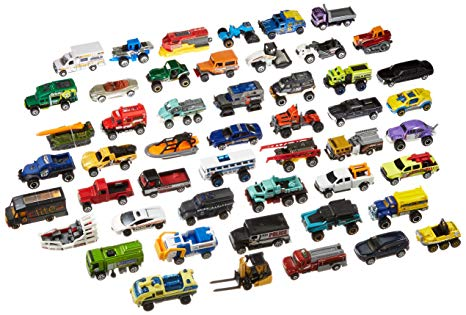 Matchbox 50 Car Pack