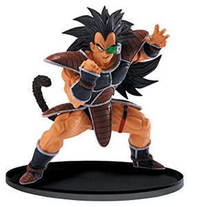 Banpresto Dxf Dragon Ball Z 5.9-Inch Raditz Action Figure