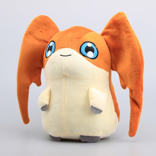 Anime Digimon Adventure Patamon Stuffed Toy Plush Toys