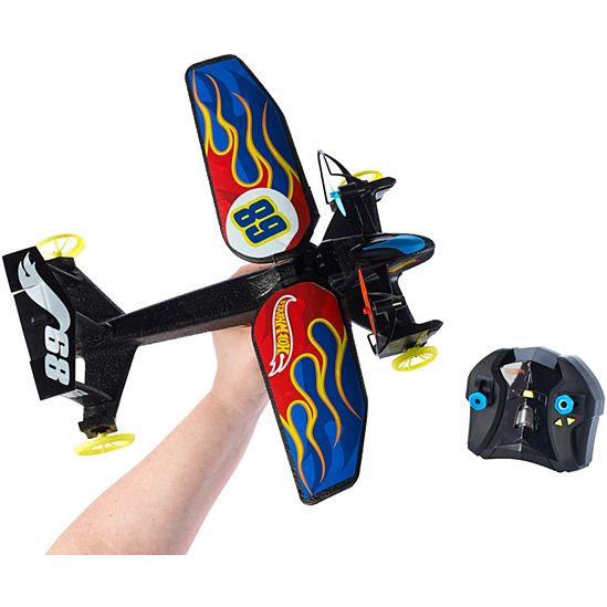 Hot Wheels RC Sky Shock Vehicle - Flame Design