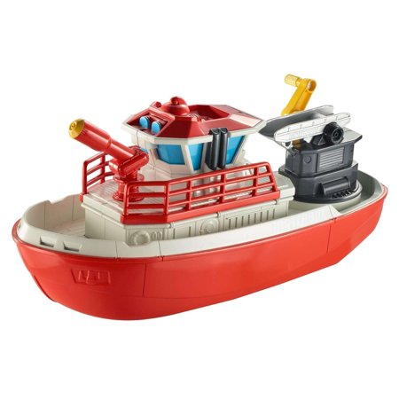 Matchbox Fire Rescue Boat