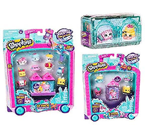 Shopkins Season 8 World Vacation Boarding to Europe Asst 2