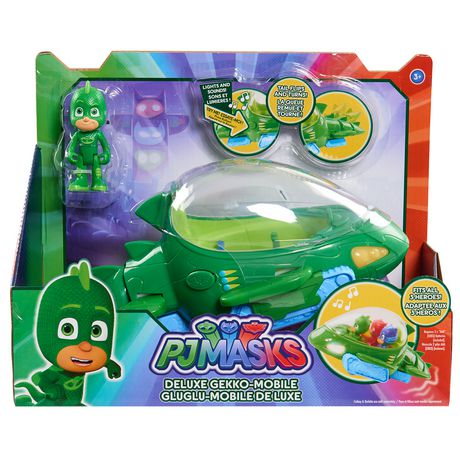 PJ Masks Wheelie Vehicle - Gekko