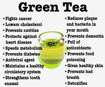 Healthy living - Drink Tea