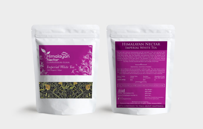 Himalayan Nectar - Imperial White Tea