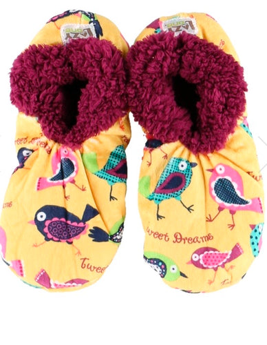 Tweet Dreams Fuzzy Feet