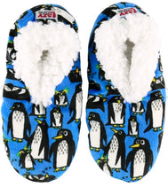Load image into Gallery viewer, Penguin Fuzzy Feet