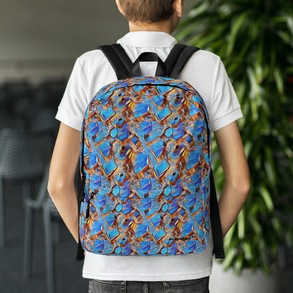 Backpack Blue Nugget - Borden Fashion