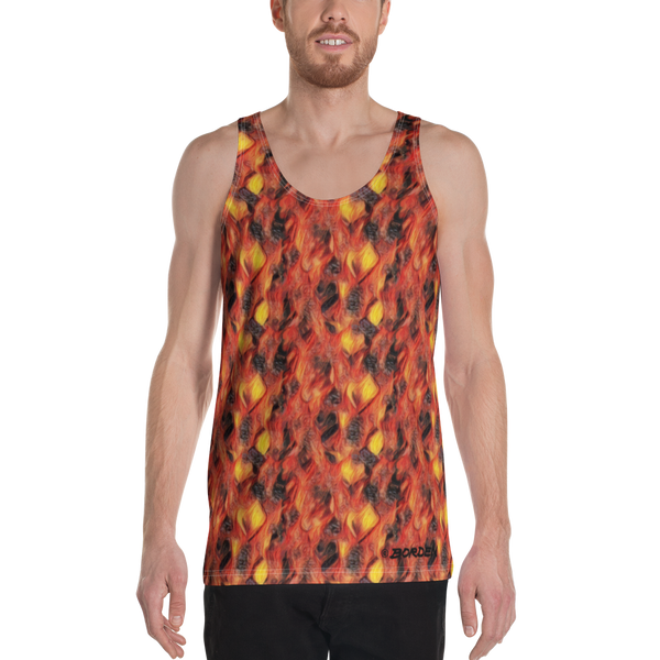Men's T-Shirt Nugget Tank Top Unisex - Borden Fashion