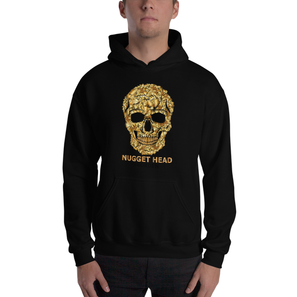 Men's Hoodies Nugget Head Designer original - Borden Fashion