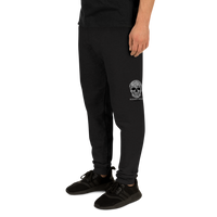 Sweatpants Unisex Joggers with original Skull design by Borden - Borden Fashion