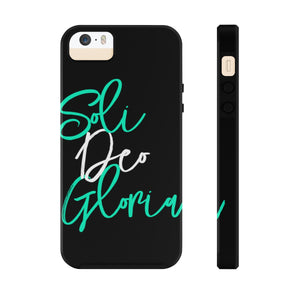 Glory to God Phone Case