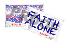 Load image into Gallery viewer, Faith Alone(5x3)100 Count