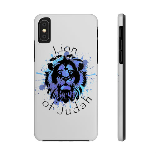 Lion of Judah Phone Case