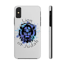 Load image into Gallery viewer, Lion of Judah Phone Case