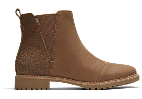 Cleo Boot-Water Resistant Tan