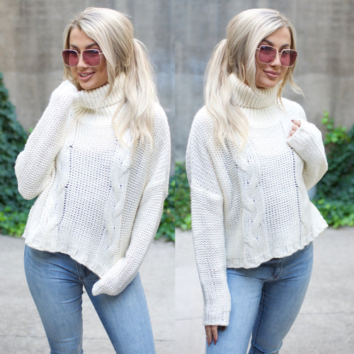 Sleek Style Sweater