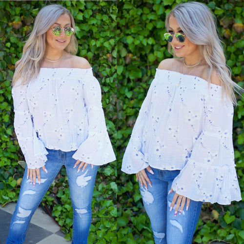 Daisy Day Top