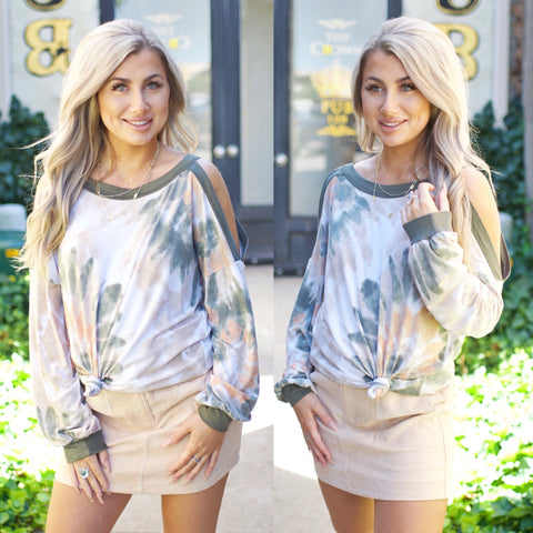 Lavender Love Top