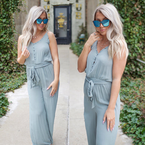 Secret to Love Romper