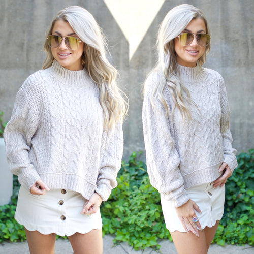 Fireside Romance Sweater