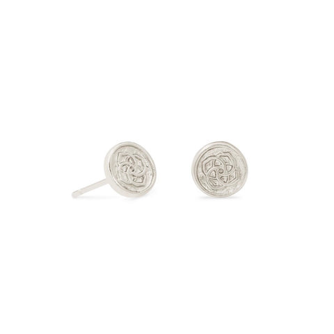 Dira Coin Stud-Gold