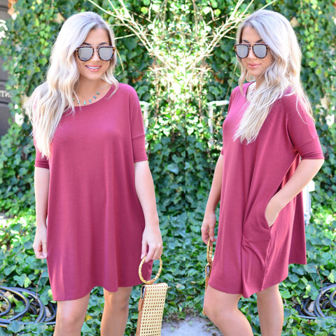 Romantic Life Dress- Teal