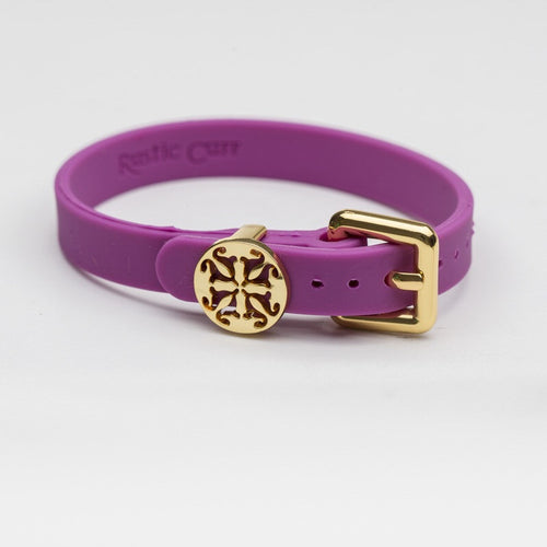 Amanda Buckle-Magenta with Gold