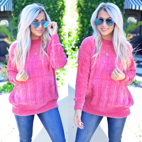 Fallen For Love Sweater