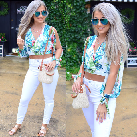Tropical Wonder Top