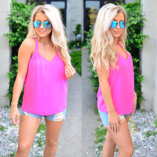 Pink Perfect Top