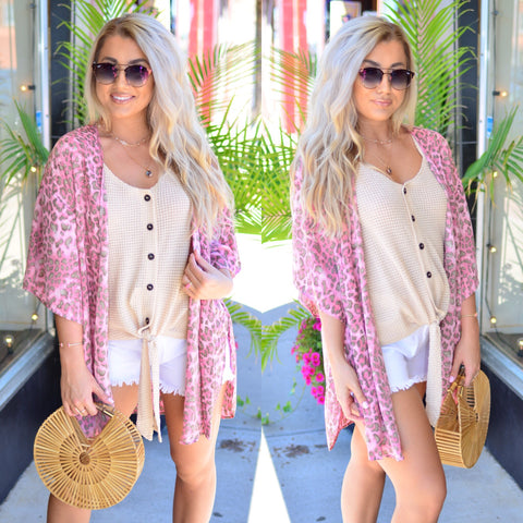 Nights In Paradise Cardigan
