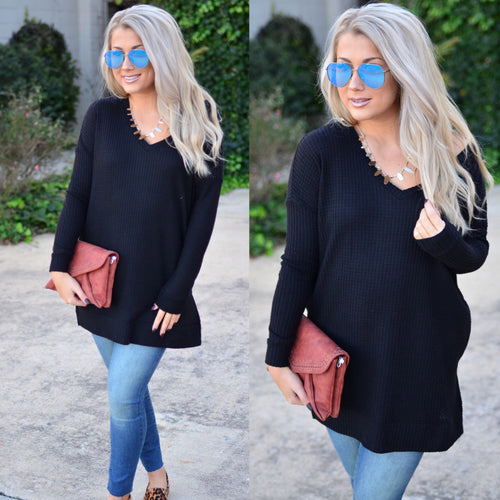 Midnight Romance Tunic